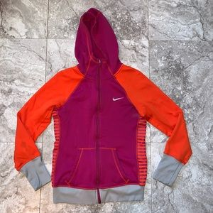 Nike Therma-Fit Zip Up Hoodie Size Small